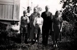 Saalastin perhe